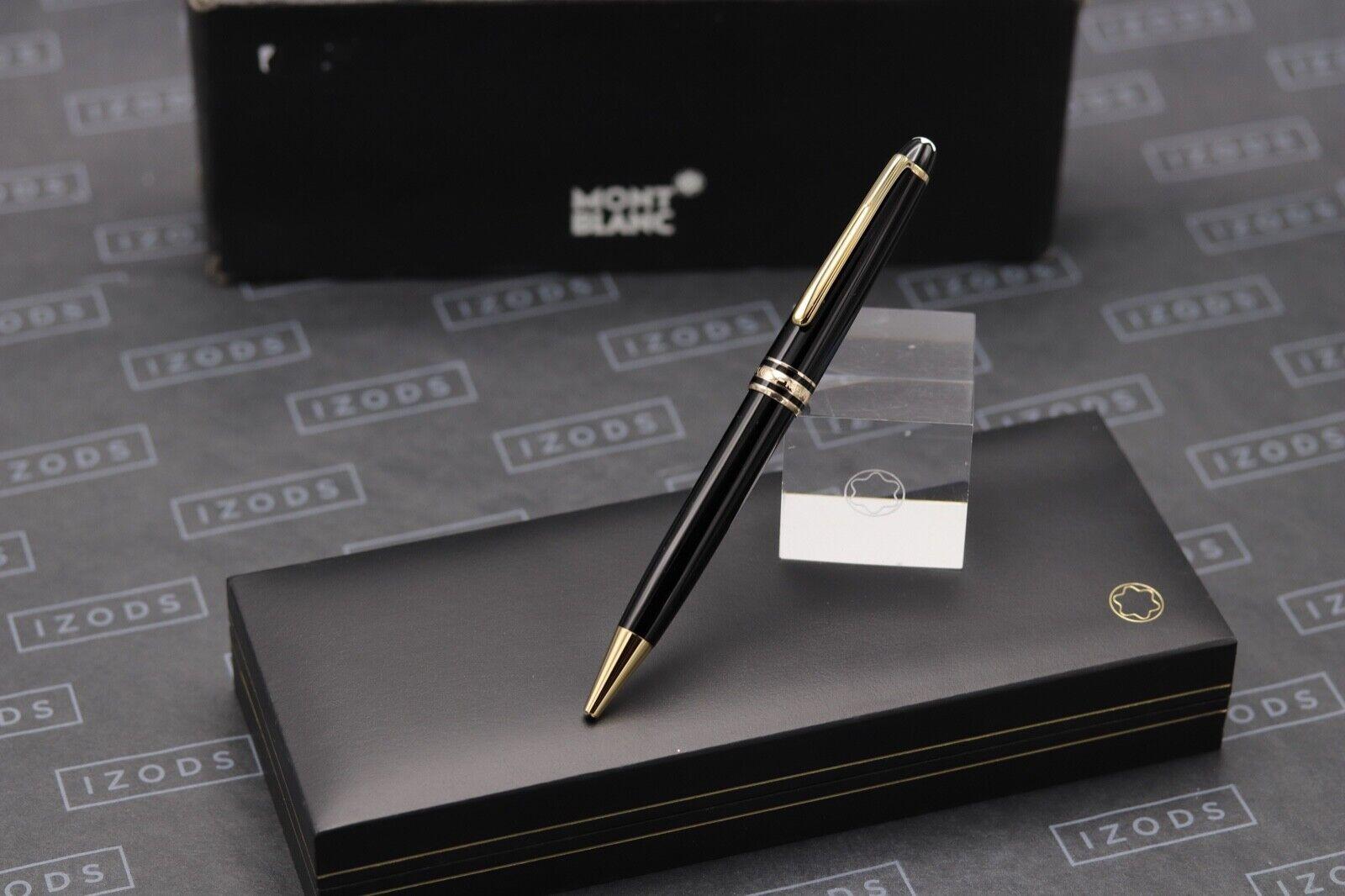 Montblanc Meisterstuck 164 Classique Gold Line Ballpoint Pen - 1991-92