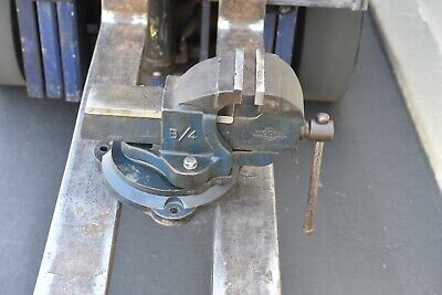 Woden Bench Vise B4 Made In England
