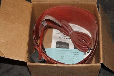 Briskheat Drum Heater 30 Gallon Metal 1000 Watt Wvobiodiesel 480v