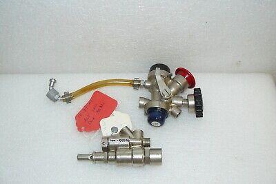 New Drager Draeger Bg-174 Scba Breathing App Replacement Whistle And Regulator