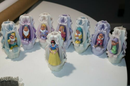 Snow White & The Seven Dwarfs - Candles From Candle Land In Old Sacramento