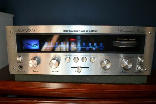 Marantz Model 2015 Stereo Receiver - LED Upgrade - very nice condition