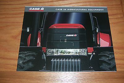 2006 CASE-IH  AGRICULTURAL EQUIPMENT farm literature Case Ih Farm Equipment