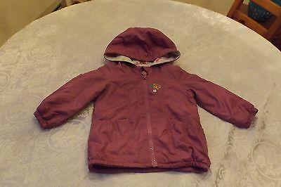 Разное Girls hooded jacket 12M lilac