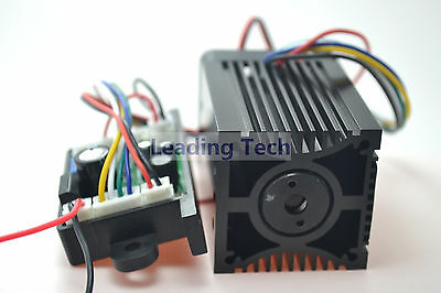 High Power Green Dot Laser Diode Module 532nm 50mw 12v W Ttl 0-30khz Driver