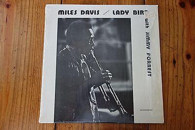 Miles Davis - Lady Bird JAZZ SHOWCASE 5004 (IN SHRINK/RARE BOOTLEG)