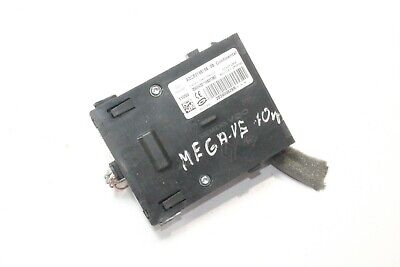 RENAULT MEGANE KEY CARD READER 285909828R A2C53185186