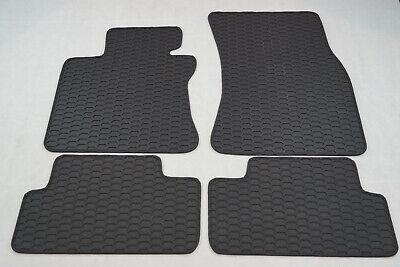 Fußmatten für BMW 6er E63 E64 2003-2010 Gummi Gummimatten