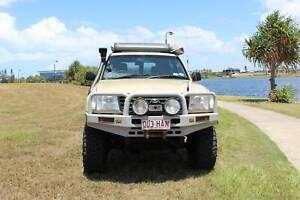 Toyota Landcruiser 1998 105 series