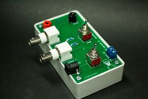 Dual Range Curve Tracer Tester/Tracker Includes cables and Power Transformer