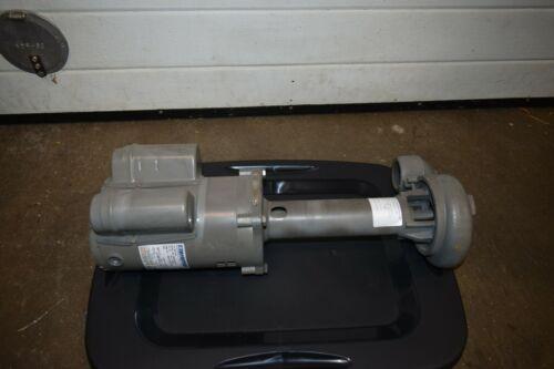 Flowserve VSMP-1000-CX1.5X3 Immersion Coolant Pump with Marathon 1hp Motor