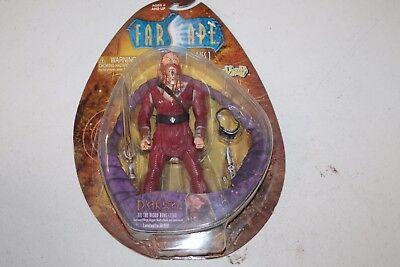 """2000 Farscape 7.5"""" Ka D'argo Series 1 action figure by Toy Vault action figure"""