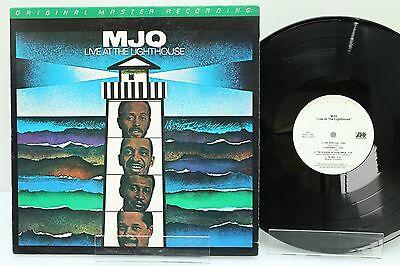 "MJQ LP ""Live at the lighthouse"" MFSL 1-090, NM-"