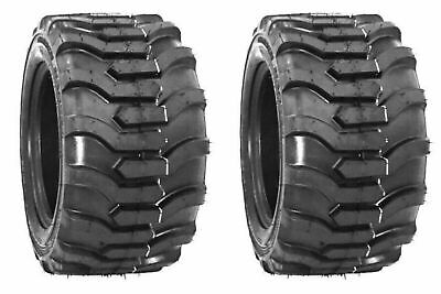 Two 25x8.50-14 R4 6pr Tl Fits John Deere Compact Tractor Tire Free Shipping