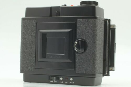 【TOP MINT】 MAMIYA RB67 6x8 Motorized 120 / 220 Film Back Pro S SD from JAPAN