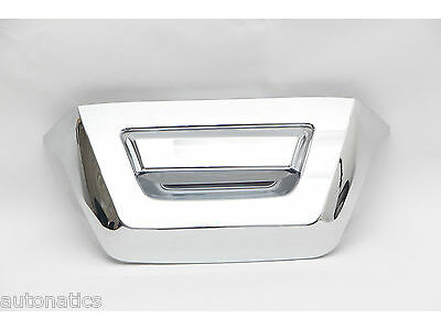 CHEVROLET AVALANCHE SUV 2007 - 2014 TFP CHROME ABS TAILGATE HANDLE COVER