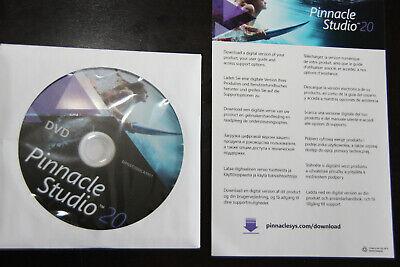 Pinnacle Studio 20 Video Editing Software Windows PC
