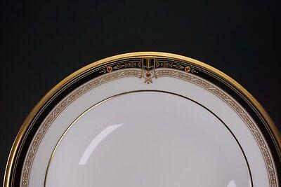 Noritake Gold und Zobel Früchte Dessert Schüsseln 15.9cm - Set 4 ()