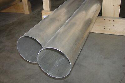 6 Alu. Tube Tubing Pipe 12 Long .120
