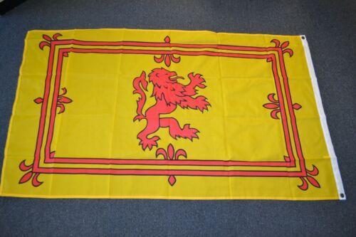 SCOTLAND RAMPANT LION FLAG 3X5