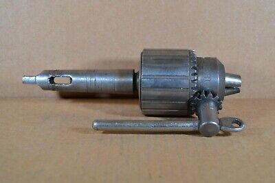 Jacobs Heavy Duty Ball Bearing Super Chuck No.36n 316-34 W Key