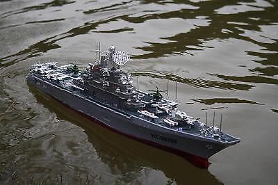 2St. x DEFEKTER RC Flugzeugträger CHALLENGER ferngesteuertes Kriegsschiff Schiff