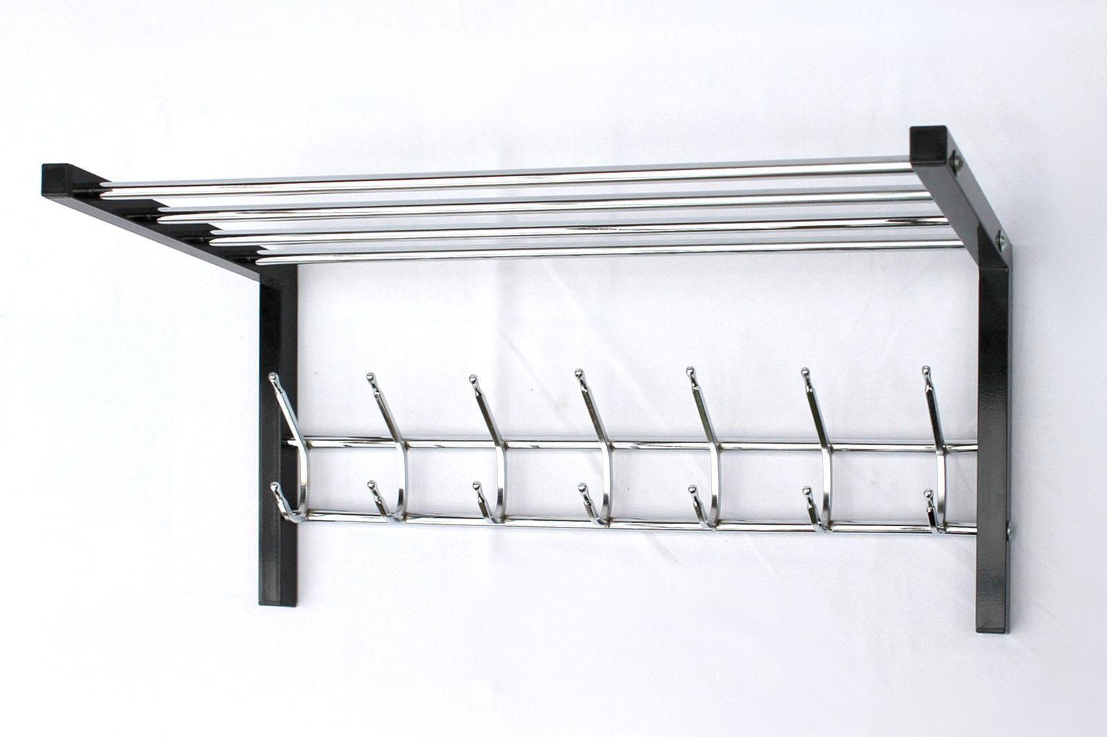 wandgarderobe mit hutablage garderobe 70 cm. Black Bedroom Furniture Sets. Home Design Ideas