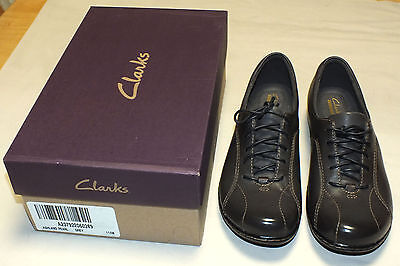 Clarks Collection Men's Shoes Ashland Pearl Sz. 11M New/Box