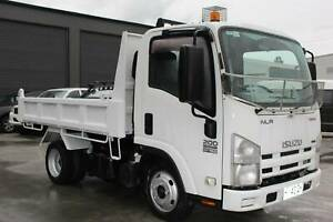 2009 Isuzu Tipper NLR 200 150 Series Mowbray Launceston Area Preview