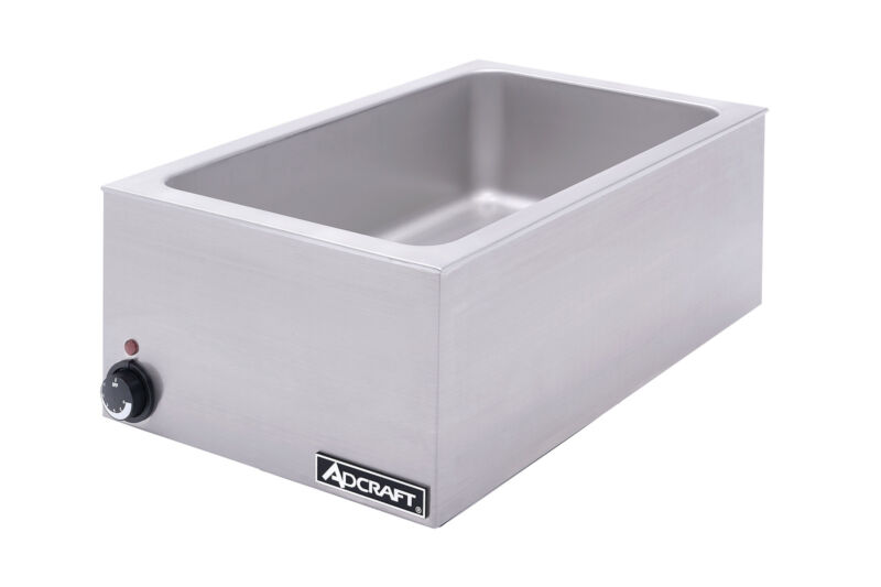 Adcraft FW-1500W-C, Full Size Cooker/Warmer