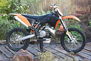 ktm 250 sx 2008 model fresh rebuild Greenvale Hume Area Preview