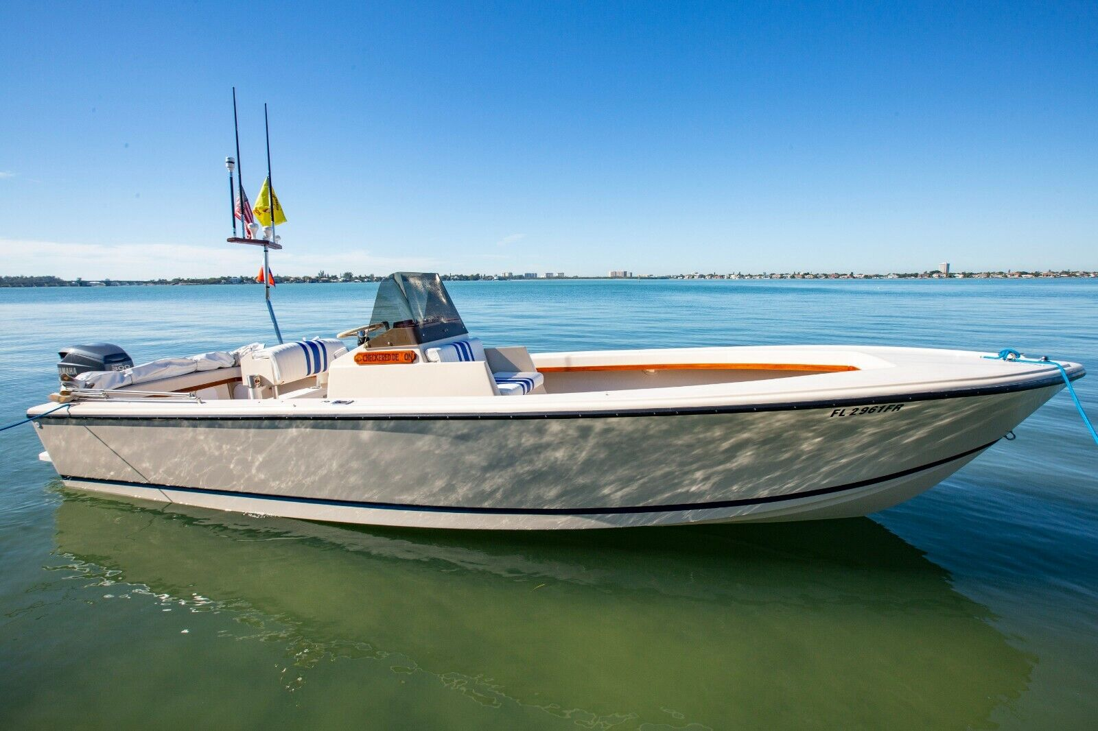 1986 Intrepid 26' - First Ever Sold in MINT Condition! Great Christmas Present