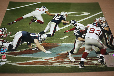 New York Giants Michael Strahan Unsigned 8X10 Photo Pose 1