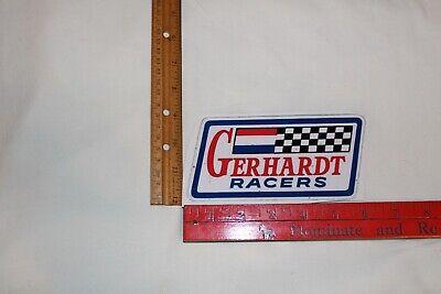 gerhardt racers indy 500 mid 60's style mel kenyon gordon johncock Indy 500 Racers