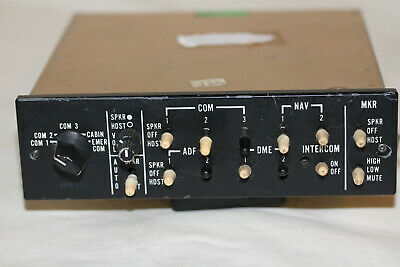ARC  F-1010B AUDIO AMPLIFIER... P/N 49200-0000
