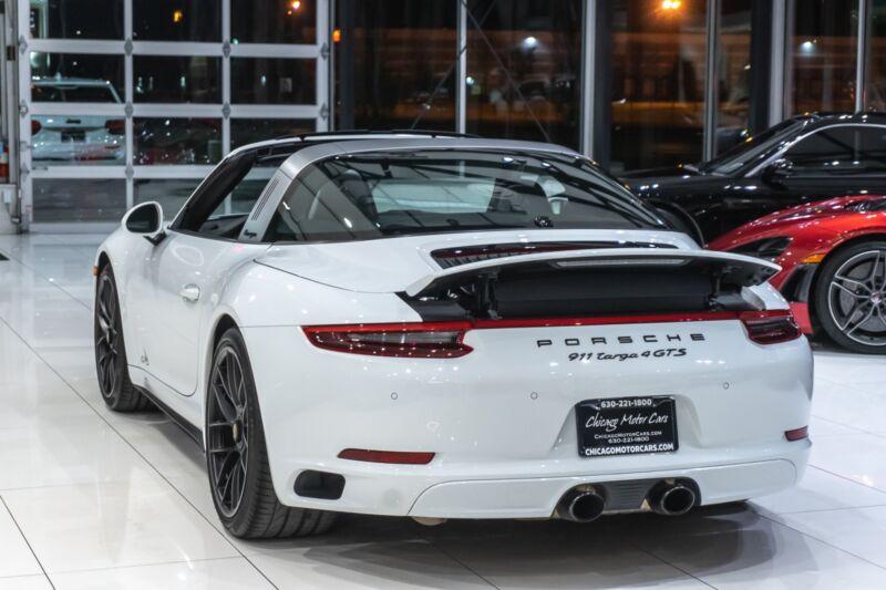 Image 21 Coche Americano usado Porsche 911 Targa 4 GTS 2018