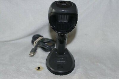 Motorola Symbol Barcode Scanner Ds9808-sr00007nnwr With Usb Cable Free Ship 515