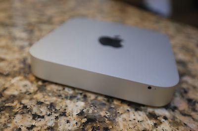 2014 2.6GHZ i5 Mac Mini 2TB SSD 16GB RAM Sierra SHIPS FAST