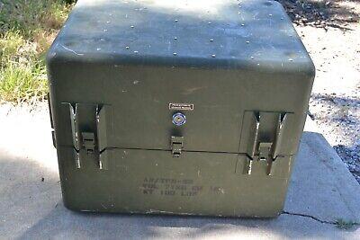 Vintage Lockheed Antpm Military Surplus 9kv Antenna Tester Range Tester Army