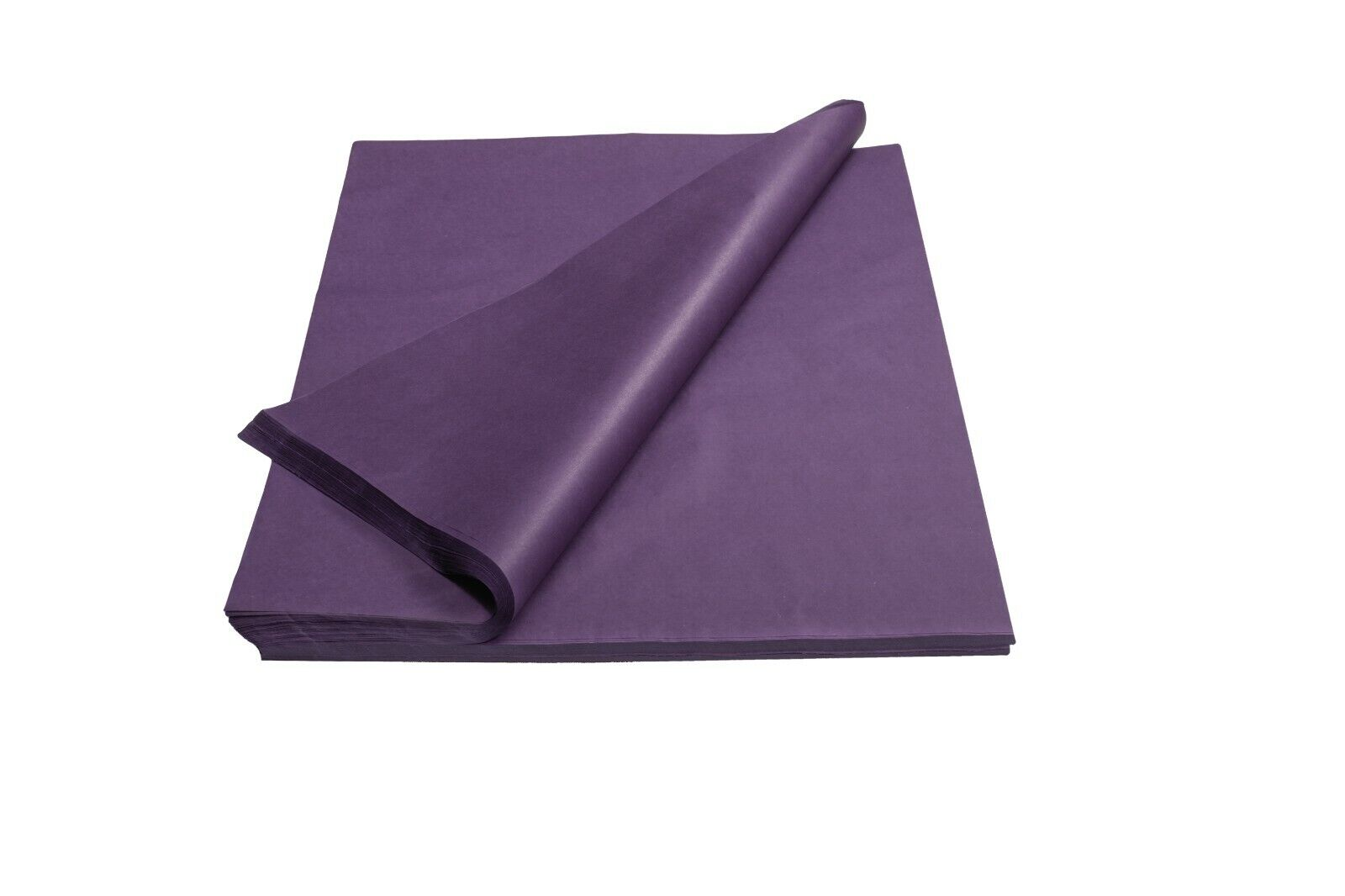 "480 Sheets Solid Purple Tissue Paper Ream 20"" x 30""- Gift Wr"