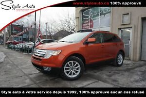 2007 Ford Edge Traction intégrale, SEL,CUIR TOIT PANORAMIQUE