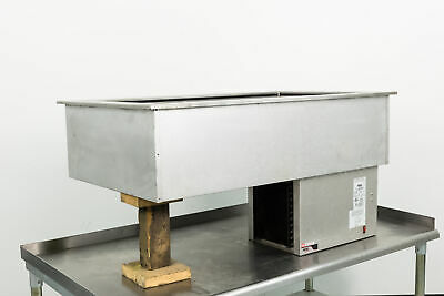 Apw Cw-3 Cold Food Well Unit Drop-in Refrigerated 456641 Used