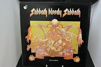 Black Sabbath – Sabbath Bloody Sabbath Nems NEL 6017 Vinyl, Reissue 1982