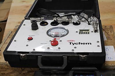 Dupont Tychem Hazmat Suit Pressure Tester Leak Finder Dpe-detr-001