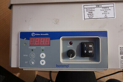 Fisher Scientific Isotemp 2332 Digital Water Bath 8.5a 115v Large