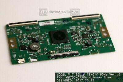 T-Con Board 6870C-0750A aus  LG 65UK6750PLD - Neu! gebraucht kaufen  Geldern