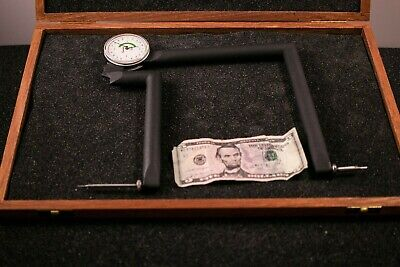 Dyer Dial Indicator Inside Measurement Gage 9.210-026 0.002 Precision