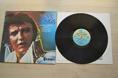 Elvis Presley , Elvis`s Love Songs , K-Tel , UK 1979 , Diff. Cover & (Cover Songs Playlist)