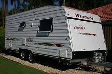 Regrettable Sale. Windsor Rapid RAC592S. Low Km's Lots of extras Regents Park Logan Area Preview