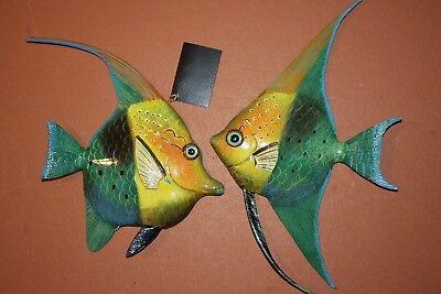 "(2), Tropical Fish Seafood Restaurant Decor, 8"" Tropical Fish Decor, 224,247"
